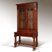 Exceptional Mahogany Bureau Bookcase from Baltimore Maryland Circa 1830