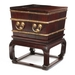 A Chinese Tielimiu and Hongmu Ice Chest_Side_Closed