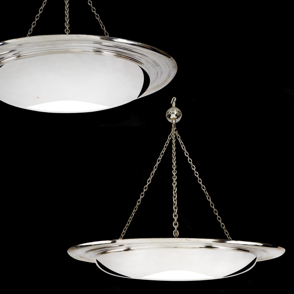 Silver Plated Light 3